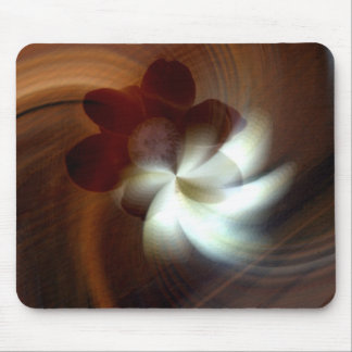 Double Magnolia Mouse Pad