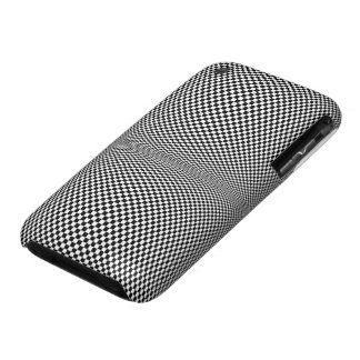 Double Moire iPhone 3 Case-Mate Case