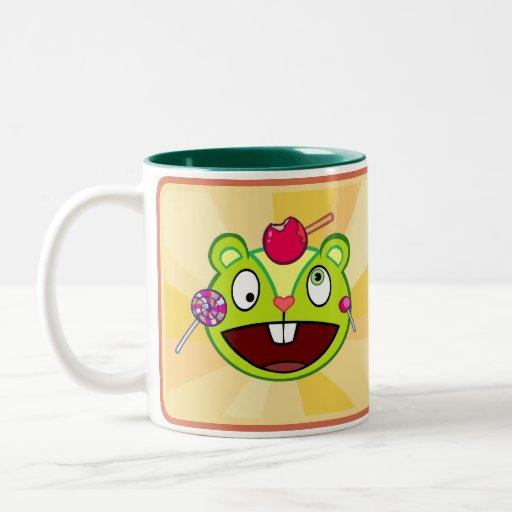 Double Nutty Two-Tone Mug