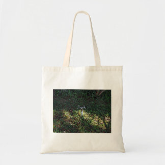 Double outlet water spigot tote bag