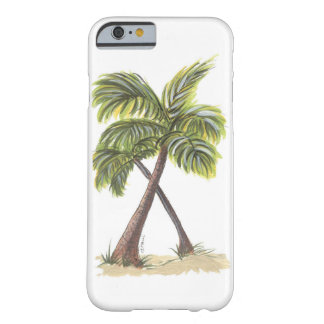 Double Palm Tree Barely There iPhone 6 Case