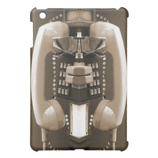 Double phone i-pad case iPad mini cover