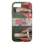 Double portrait of Elizabeth of York (1465-1503) a iPhone 8/7 Case