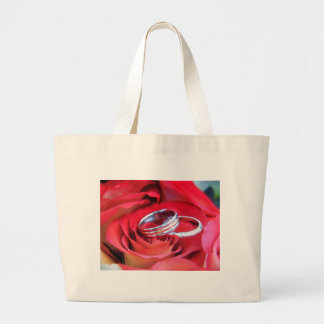 double rings canvas bags