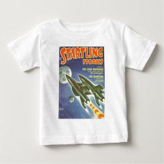 Double Rocket Baby T-Shirt