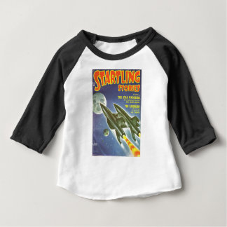 Double Rocket Baby T-Shirt