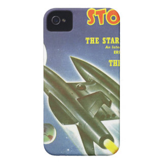 Double Rocket iPhone 4 Cover
