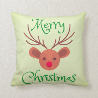 Double Sided Christmas Pillow