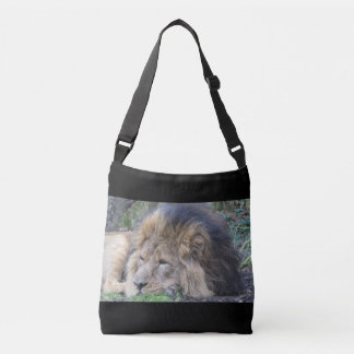 Double Sided Lion Tote Bag