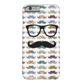 double sided mustache barely there iPhone 6 case
