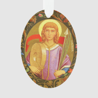 Double-sided St. Florian of Lorch (PM 03) Acrylic
