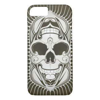 Double Skull iPhone 7 Case