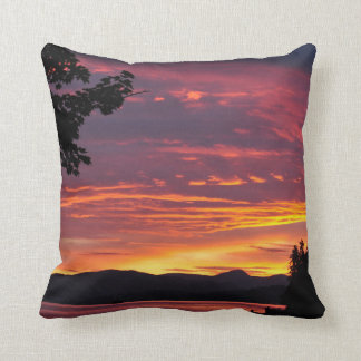 Double Sunset Pillow