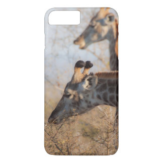 Double Take Giraffes iPhone 7 Plus Case