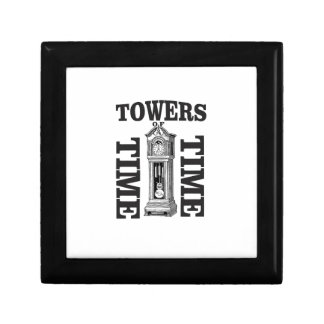 double time towers small square gift box