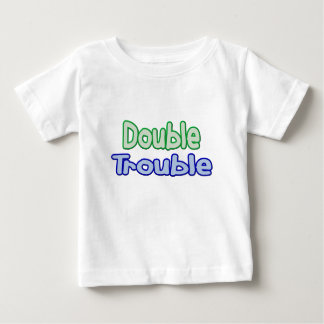 Double Trouble Baby T-Shirt