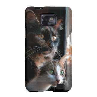 Double Trouble Samsung Galaxy SII Covers