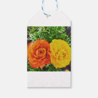 Double Trouble Flower Gift Tags