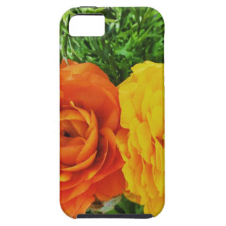 Double Trouble Flower iPhone 5 Covers