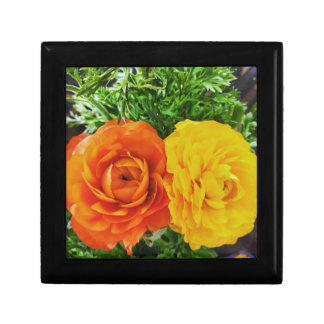 Double Trouble Flower Small Square Gift Box