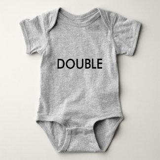 Double Trouble Twinset Bodysuit