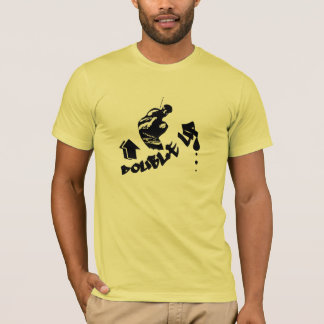 Double up wakeboarding T-Shirt