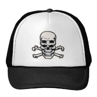 Double Vision Skull Cap