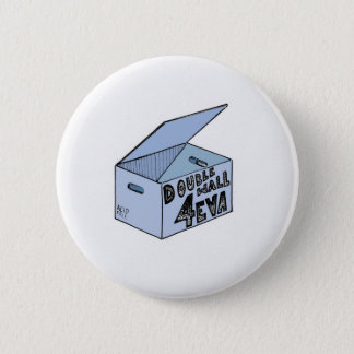 Double Wall 4 Eva archival acid-free box 6 Cm Round Badge