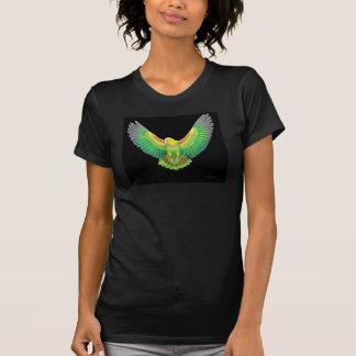 Double Yellow Headed Amazon V-Neck T-Shirt
