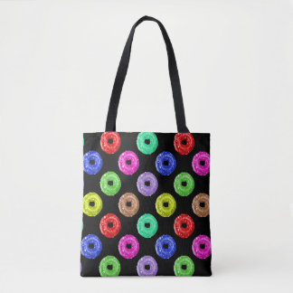 Dough Nuts Tote Bag
