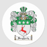 DOUGHERTY FAMILY CREST -  DOUGHERTY COAT OF ARMS STICKERS