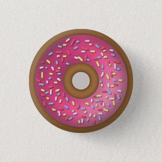 Doughnut 3 Cm Round Badge