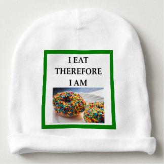 doughnut baby beanie