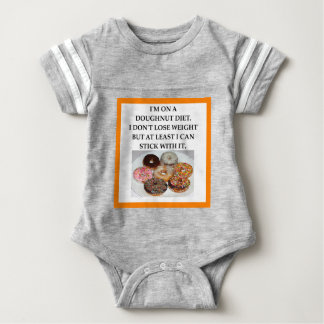 DOUGHNUT BABY BODYSUIT