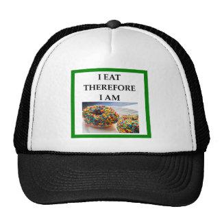 doughnut cap