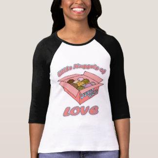 Doughnut Little Nuggets of Love T-Shirt
