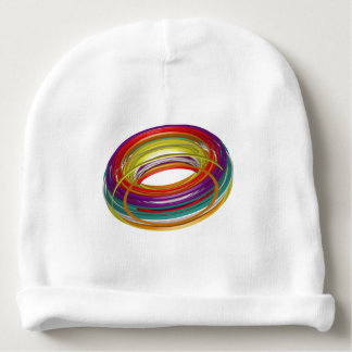 Doughnut of Colors Baby Beanie