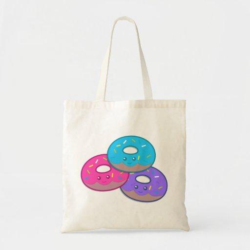 Doughnut Party Budget Tote Bag