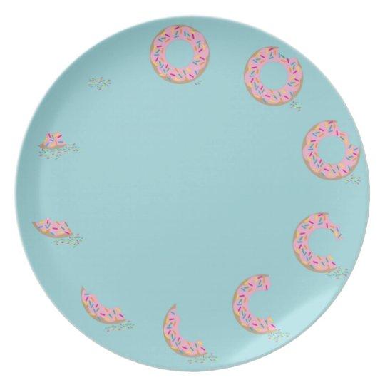 Doughnut Plate