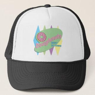 doughnut shop cap