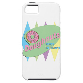 doughnut shop iPhone 5 case