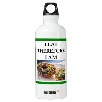 doughnut SIGG traveller 0.6L water bottle