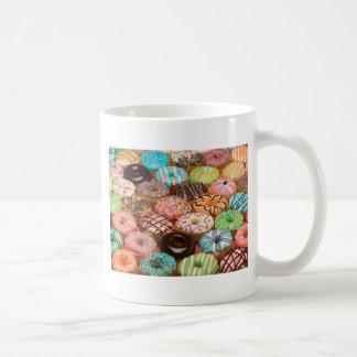 doughnuts coffee mug