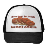 Doughnuts For America Hat