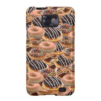 doughnuts galaxy s2 cover