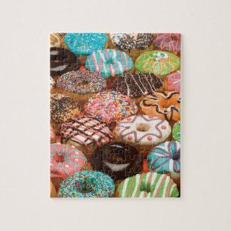 doughnuts jigsaw puzzle
