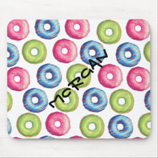 Doughnuts! Mouse Pad