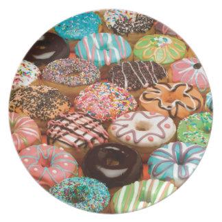 doughnuts plate
