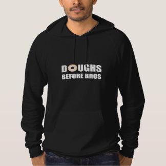 Doughs Before Bros Hoodie