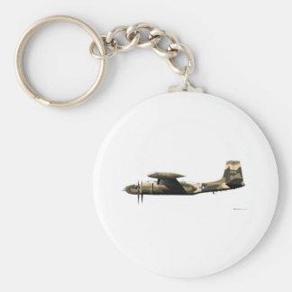 Douglas A-26 Invader Key Chain